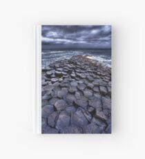 The Giants Causeway Hardcover Journal