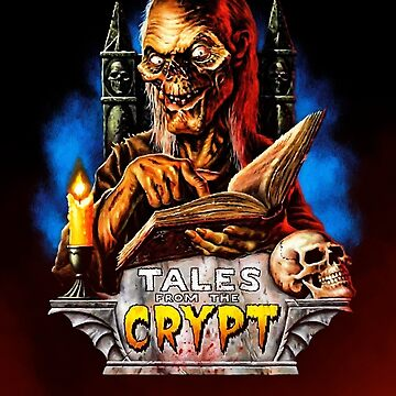 Tales from the Crypt - Scary Movies by AkiraFussion
