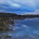 Looking North From The Isles Of Gletness by Gary Buchan