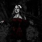 untitled vampire by David Knight