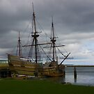 Mayflower II by quiltmaker