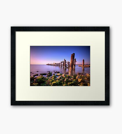Peaceful Serenity Framed Print