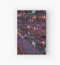 Electric Hardcover Journal