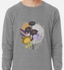 Autumnal Botanical Print Lightweight Sweatshirt