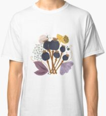 Fall Seed Pod Bouquet Classic T-Shirt