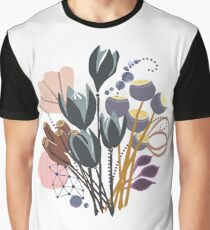 Fall Bouquet Graphic T-Shirt