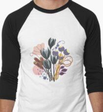 Fall Bouquet Baseball ¾ Sleeve T-Shirt
