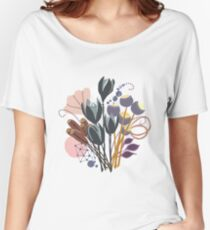 Fall Bouquet Relaxed Fit T-Shirt