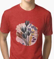 Fall Bouquet Tri-blend T-Shirt