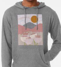 Desert Mountain Sunrise Lightweight Hoodie