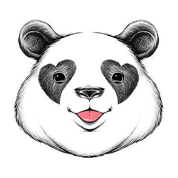 Panda-Liebe von tobiasfonseca