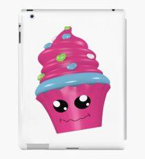 witziger Kawaii Cupcake iPad-Hülle & Skin