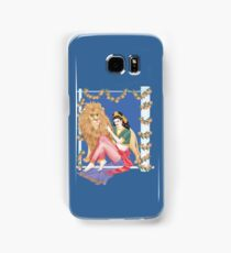 Tarot Strength  Samsung Galaxy Case/Skin
