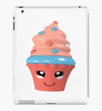 niedlicher Kawaii Cupcake iPad-Hülle & Skin
