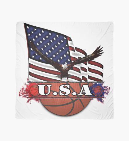 USA Basketball Scarf
