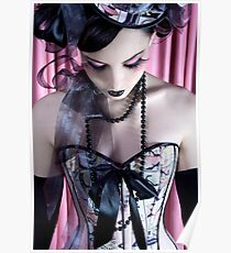 Pink Doll Poster