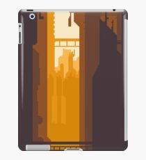 8bit Sunset iPad Case/Skin