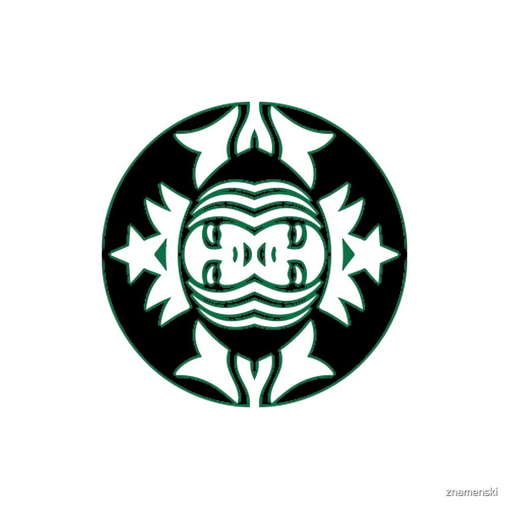 logo, symbol, illustration, design, art, vector, sketch, sign, insignia, retro style, separation, square by znamenski