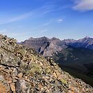 Scarmbling Fairholme Mt. Range by James Anderson