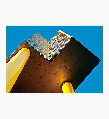 Yellow Legs #2 Photographic Print