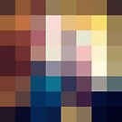 Nature Pixels No 3 by Kitsmumma