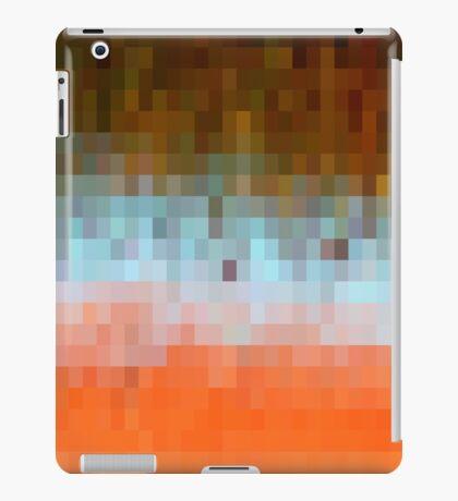 Nature Pixels No 1 iPad Case/Skin