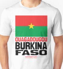 Burkina Faso represent T-Shirt