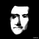 Does this ghost face look to the right or to the left? by Gianni A. Sarcone
