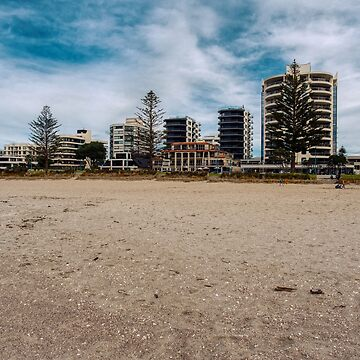 Beachfront Buildings by urbanfragments