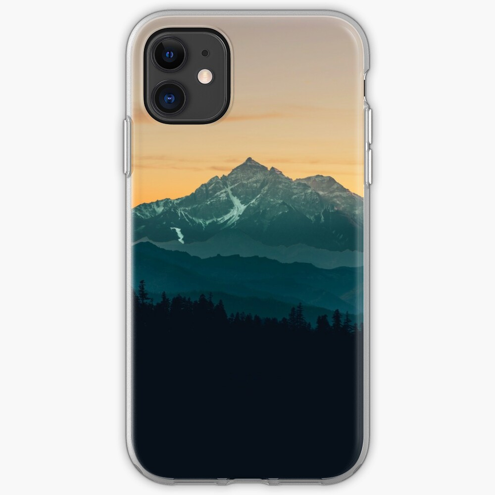 One Fine Day iPhone Soft Case