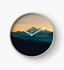 One Fine Day Clock