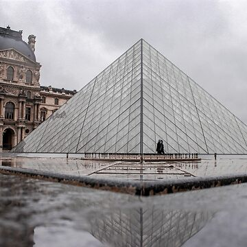 Louvre by Zzart