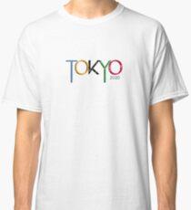 Olympische Spiele in Tokio 2020 Classic T-Shirt