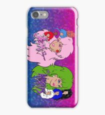 Jem and the Holograms Vs The Misfits iPhone Case/Skin