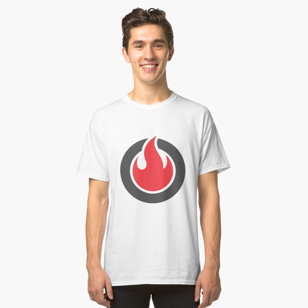 ★ Inferno Classic T-Shirt Front