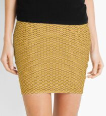 Danger Highly Unstable Without Coffee Mini Skirt