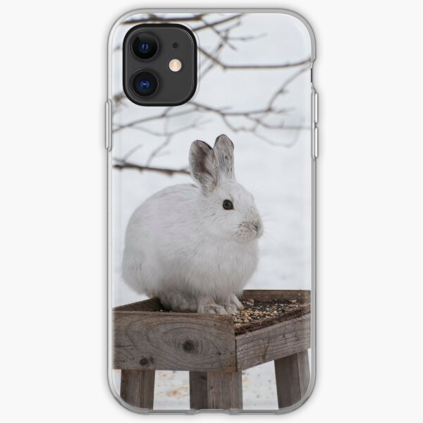 Shhh! I'm a Bird ... Tweet! Tweet iPhone Soft Case
