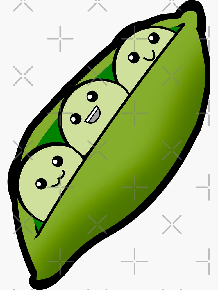 Like Peas in a Pod by Havocgirl