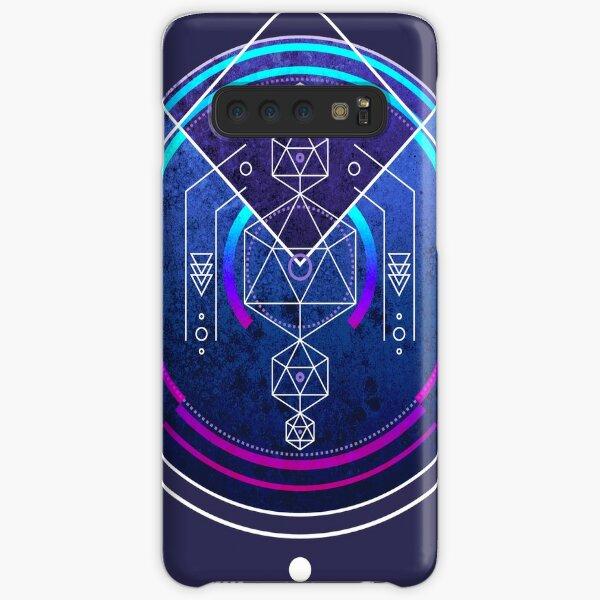 Isogeohedron Dreamcatcher Samsung Galaxy Snap Case