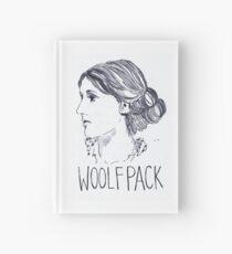 Virginia Woolfpack Hardcover Journal
