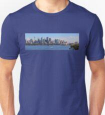 Sydney City Photo - Panorama Greeting Card  Unisex T-Shirt