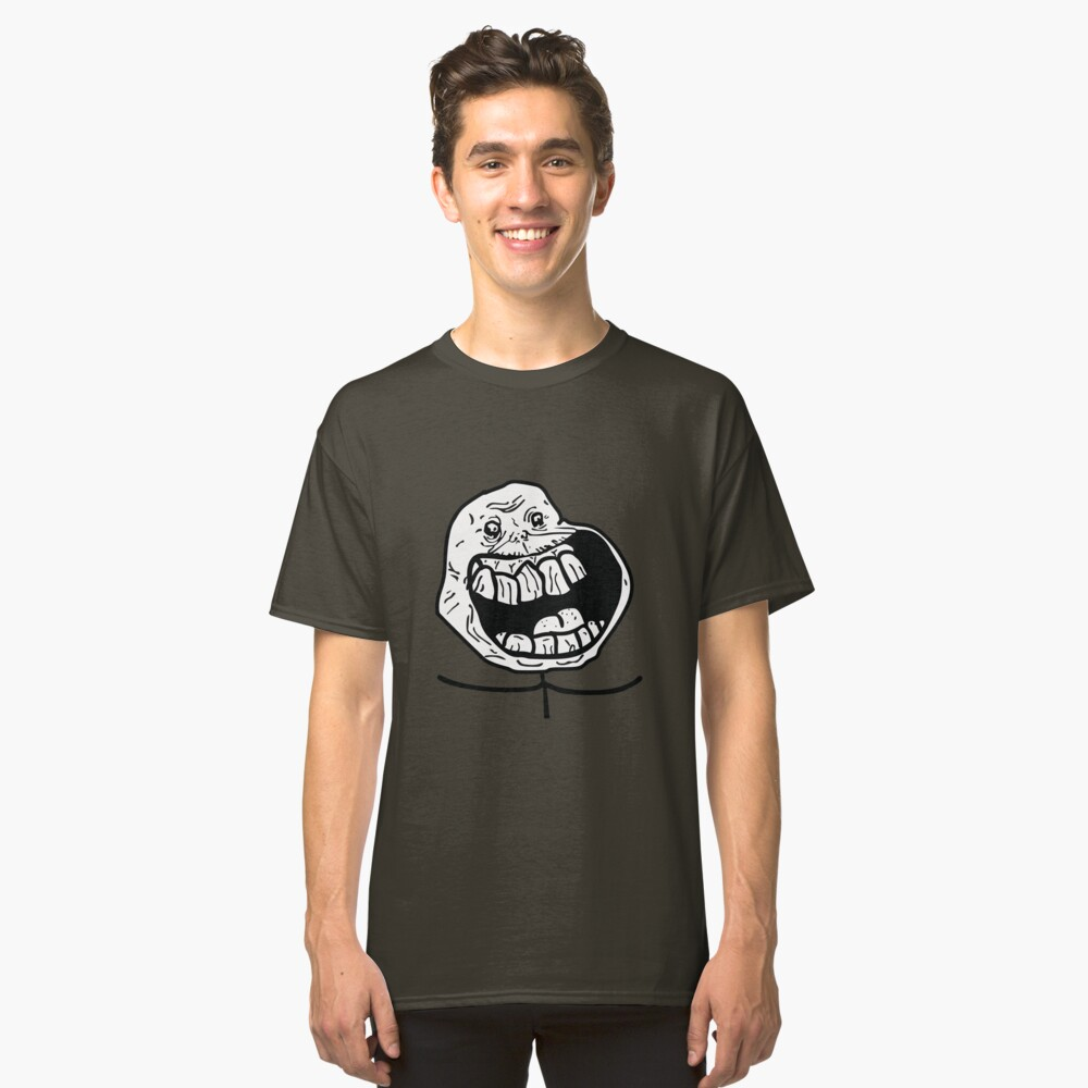 Freaky Logo - Troll  Classic T-Shirt