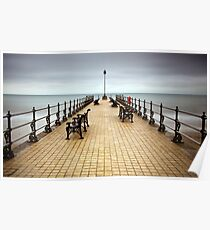 Swanage Pier Poster