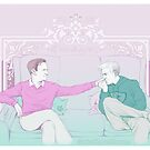Mystrade ~ Your Majesty by Clarice82