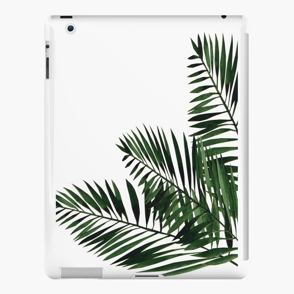 Tropische exotische Palmblätter auf # Redbubble iPad-Hüllen & Klebefolien