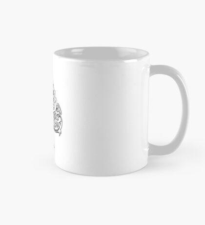 Flower Spade Mug