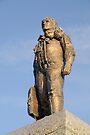 Royal air force memorial in Plymouth, Devon, UK by David Carton