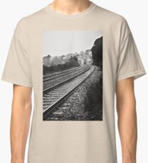 On the Right Track Classic T-Shirt