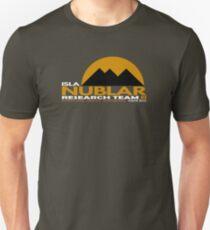 Isla Nublar Research Team 93 Unisex T-Shirt