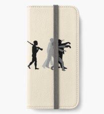 Zombie Evolution iPhone Wallet/Case/Skin
